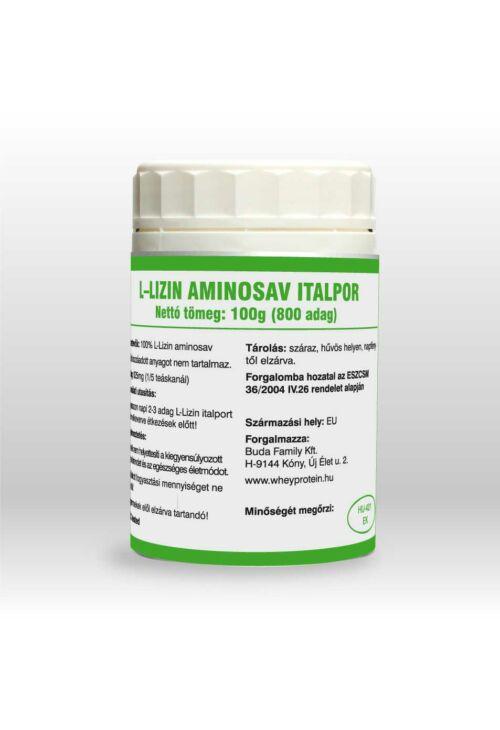 100% L-Lizine italpor - 100 g