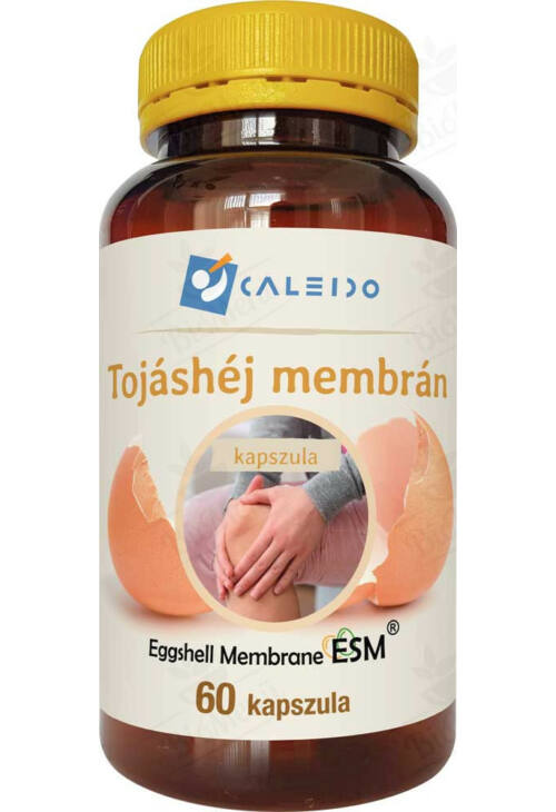 Tojáshéj membrán kapszula BioMenü 60db