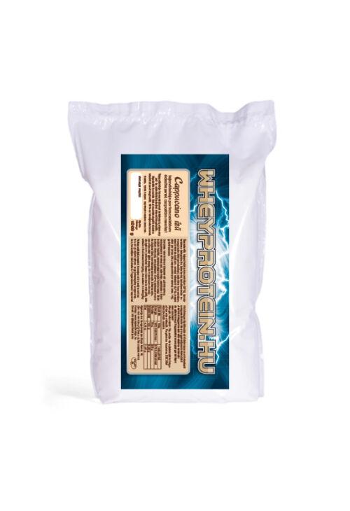 Cappuccino ízű tejsavófehérje koncentrátum - 1 kg