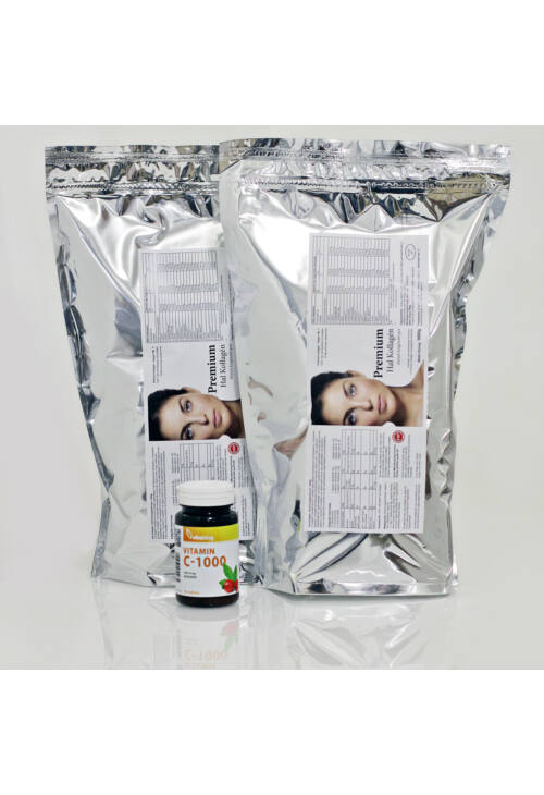 Hidrolizált halkollagén akció + C-vitamin bioflavonoiddal