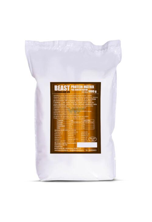 Beast protein mátrix csokoládé ízű fehérjepor - 1 kg