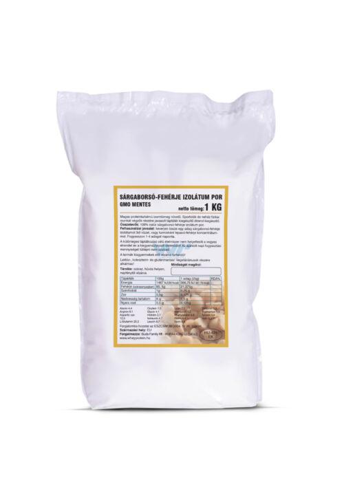 Sárgaborsó-fehérje izolátum - 1 kg