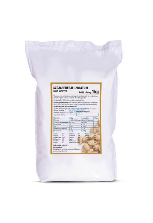 Szójafehérje izolátum - GMO mentes - 1 kg