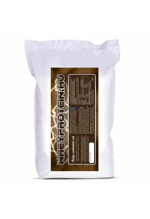 Belga csokoládé ízű tejsavófehérje koncentrátum - 1 kg