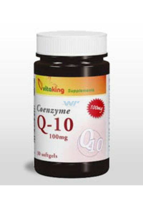 Vitaking Co Q10 100mg - 30 tabletta