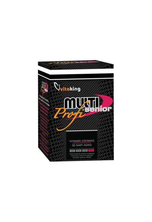Vitaking Multi Senior Profi multivitamin csomag – 30db