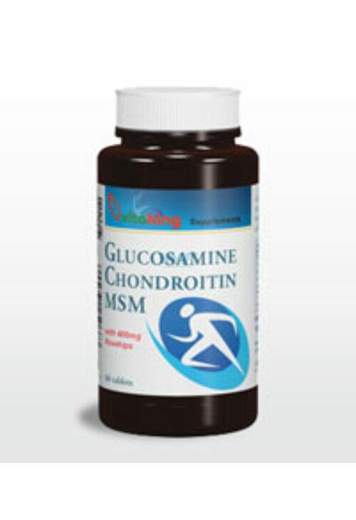 Glucosamine Chondroitin MSM tabletta - 60 tabletta