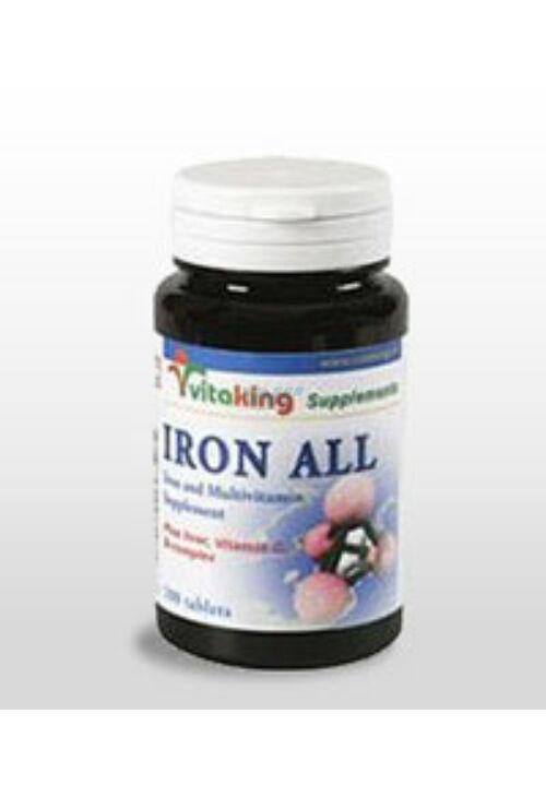 Iron All - Vas komplex (Vitaking)