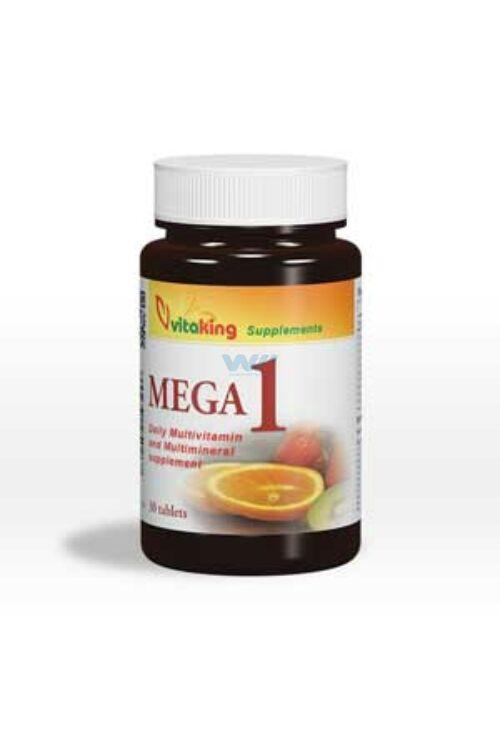 Mega1 Multi vitamin (Vitaking) - 120 tabletta