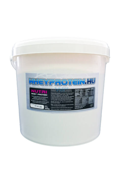 Nutri whey protein instant 4kg