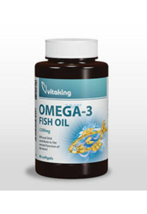 Omega 3 Halolaj (Vitaking)