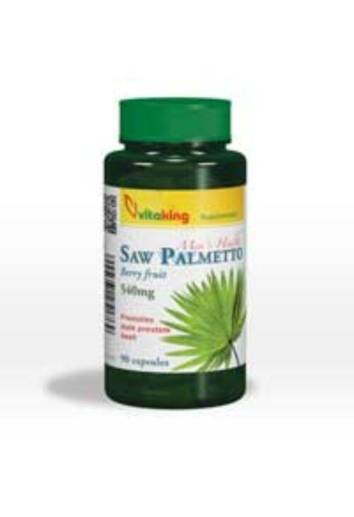 Saw Palmetto –Fűrészpálma gyümölcs kivonat - 90 tabletta