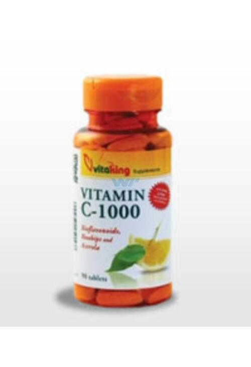 Vitamin C-1000 citrus bioflavonoidokkal