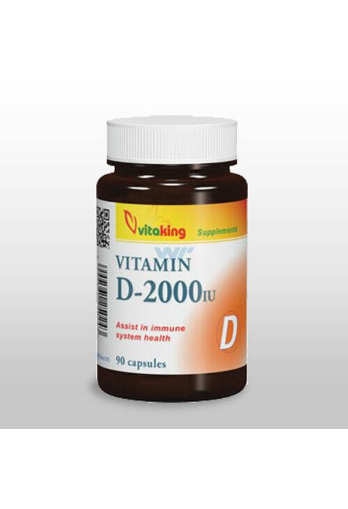 D-vitamin - 90 tabletta