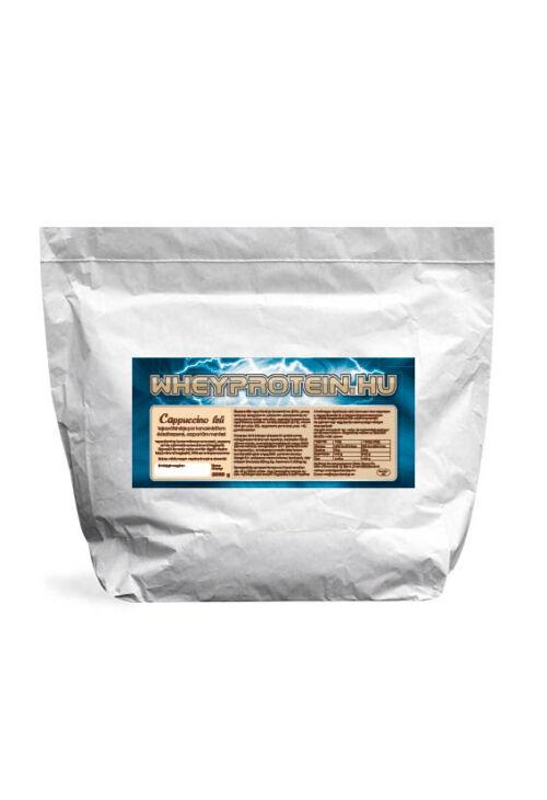 Cappuccino ízű tejsavófehérje koncentrátum - 3 kg