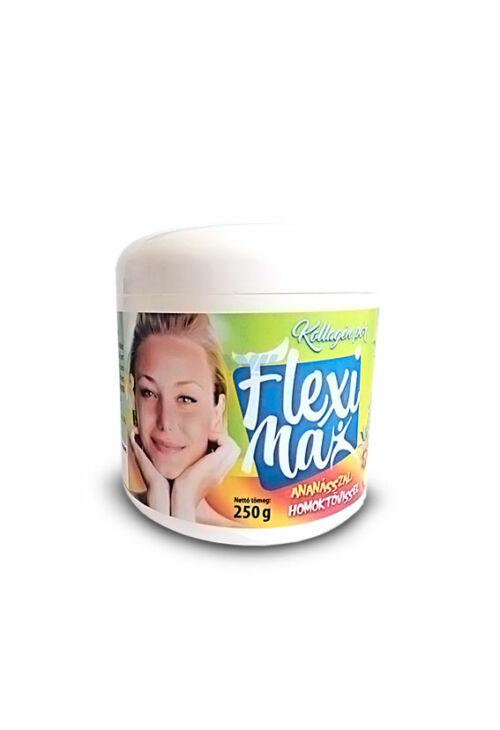Flexi Max ananászos marhakollagén por