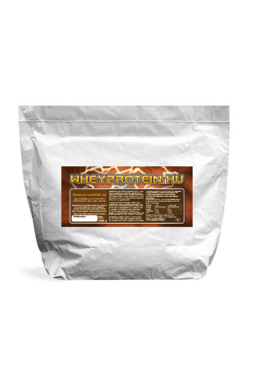 Narancsos Csokoládé ízű tejsavófehérje koncentrátum - 3 kg