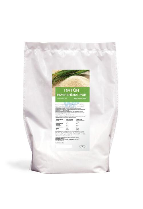 Natúr Rizsfehérje por (GMO MENTES) - 500 g