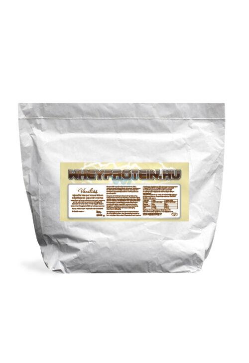 Vanília ízű tejsavófehérje por koncentrátum - 3 kg