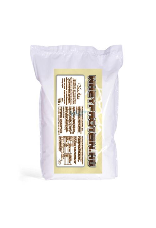 Vanília ízű tejsavófehérje por koncentrátum