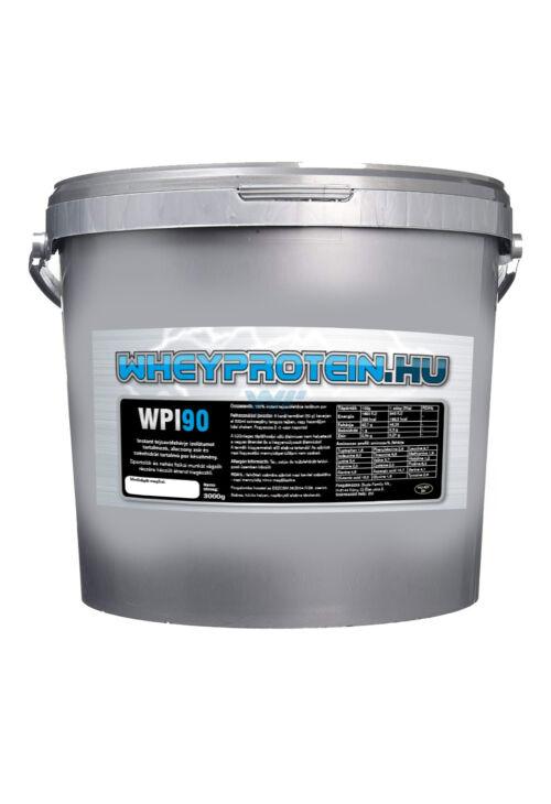 WPI 90 natúr tejsavófehérje izolátum 4kg