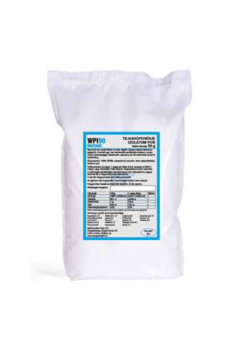 WPI 90 natúr tejsavófehérje izolátum 1kg