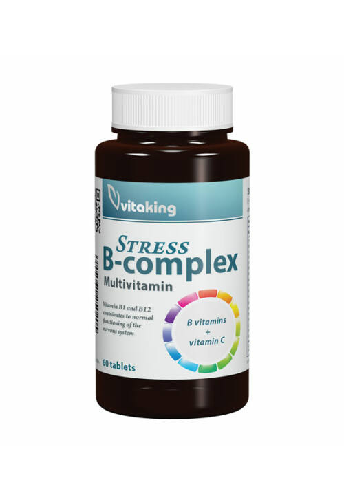 Stressz B komplex - 60 tabletta